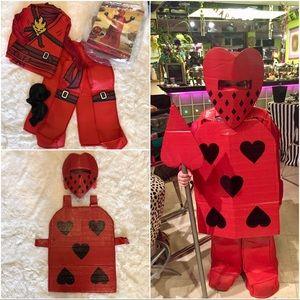 Halloween Wonderland Card Soldier Ninjago Costumes